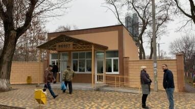 Подарунок з області: завдяки депутатам від «Відродження» у місті з'явився новий бювет