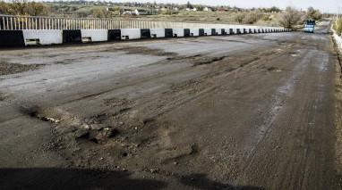 «Відродження» в Николаевском облсовете подняли на сессии вопрос аварийного моста через реку Ингул