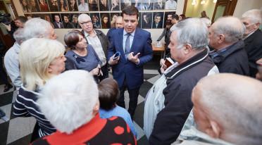 У «Відродженні» наполягають на виконанні рішення Конституційного суду щодо соцгарантій чорнобильцям