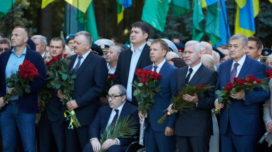 Віталій Хомутиннік взяв участь у заходах з нагоди Дня міста в Харкові