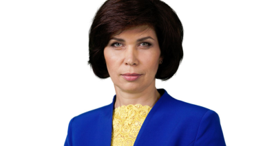 "Партия ""Відродження"" выдвинула Оксану Черкасс в мэры Полтавы"