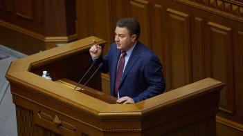 ТЕМА ТИЖНЯ. «Відродження» вимагає викликати Коболєва в Раду через недопущення Рахункової палати до аудиту «Нафтогазу»