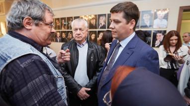ТЕМА ТИЖНЯ. У Харкові чорнобильці ухвалили резолюцію із закликом підтримати законопроект «Відродження»
