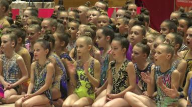 При поддержке БФ Виталия Хомутынника «Відродження» прошел турнир по художественной гимнастике