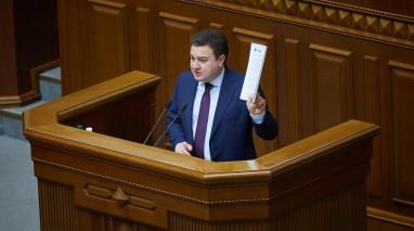 Бондар: Парламент має об'єднатися та ухвалити постанову «Відродження» про аудит тарифів – цього вимагають люди на місцях