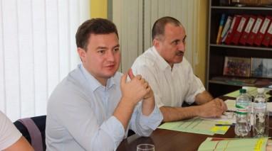 """Регіональна конференція партії """"Відродження"""" пройшла в Хмельницькому"""