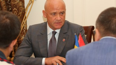 Мер Одеси зустрівся з депутатами «Відродження»