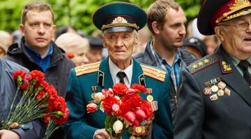 Депутати «Відродження» взяли участь в урочистостях до Дня Перемоги