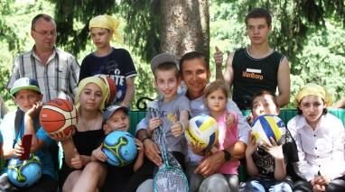 Володимир Скоробагач візьме на особистий контроль реконструкцію дитячого психоневрологічного санаторію