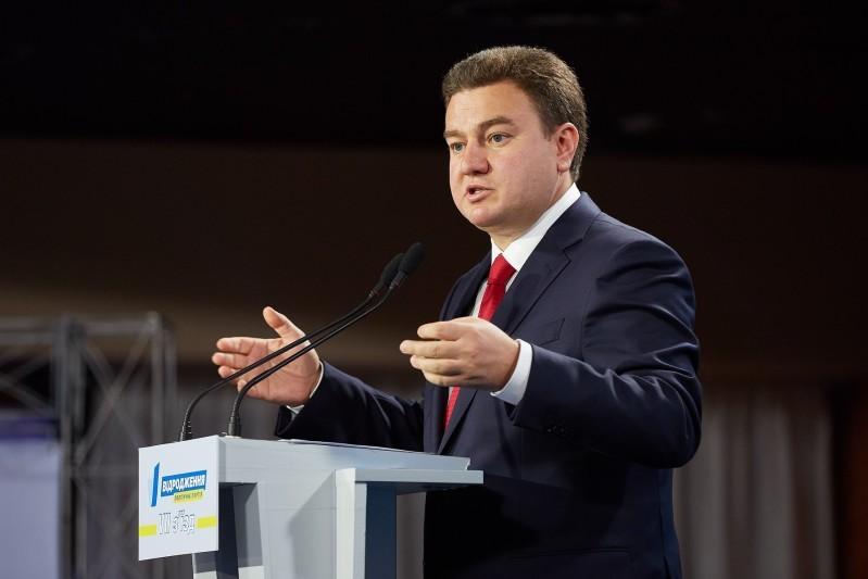 «Відродження» пропонує усім фракціям парламенту об'єднати зусилля, аби зупинити комунальний терор