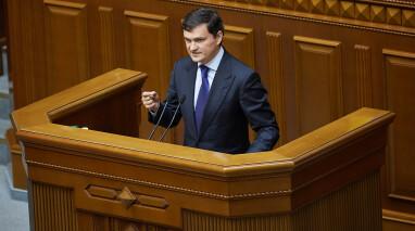 Валерий Писаренко объяснил, почему в «Відродженні» голосовали за отставку правительства