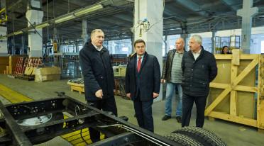 Виктор Бондарь: Государство должно помогать промышленности не только льготами