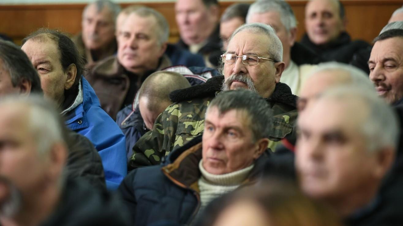 Чорнобильці Черкащини підтримали законопроект «Відродження» про реформу соцвиплат для постраждалих від аварії на ЧАЕС