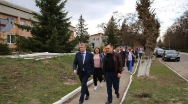 Сергій Чернов показав харківським студентам ефективність децентралізації на практиці