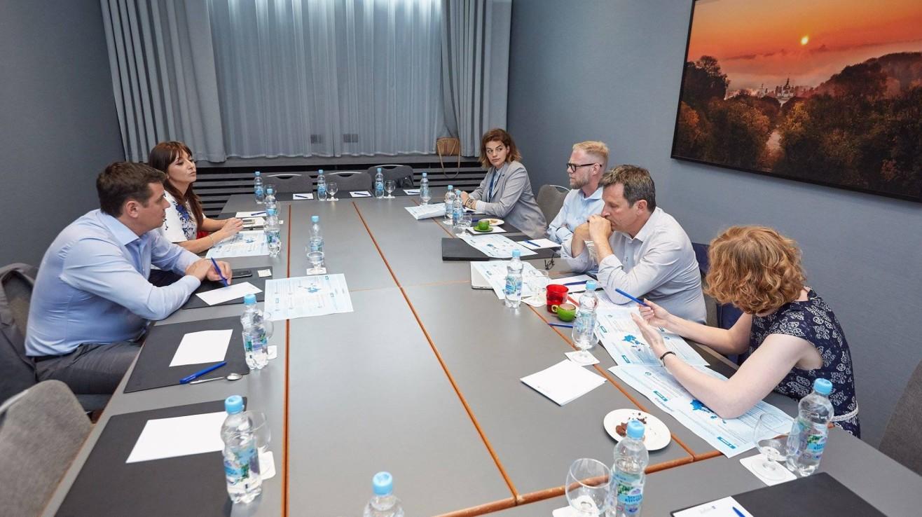 Міжнародні експерти піддали оцінці концепцію партійного праймеріз «Відродження»