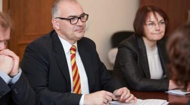 Лідери партії «Відродження» зустрілись із представниками ПАРЄ