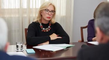 В Киеве при содействии «Відродження» состоялась встреча чернобыльцев с омбудсменом