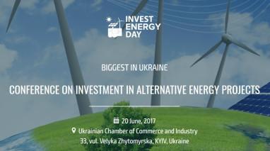 Юрій Чмирь взяв участь у міжнародній конференції «Invest Energy Day»