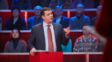 """Володимир Пилипенко в програмі """"Право на владу"""""""