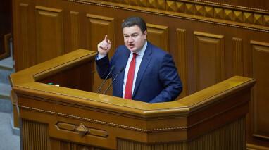 Виктор Бондарь: Украинцы ждут конкретной работы от парламента