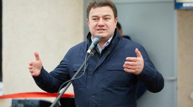 При поддержке Виктора Бондаря на Хмельниччине открылась новая участковая больница