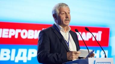 «Відродження» Запоріжжя підтримує кандидатуру Віктора Бондаря на посаду Президента, – Петро Гончарук