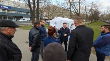 Из области в область, из города в город продолжается региональный тур кандидата в президенты от Партии «Відродження» Виктора Бондаря.