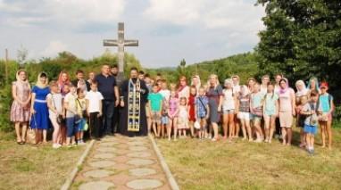 Дети Ужгородщины отправились в паломничество по святым местам