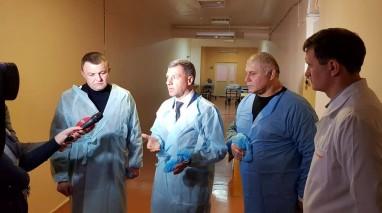 Сумские депутаты «Відродження» с ноля создали офтальмологическую операционную