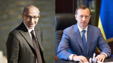 Двое представителей «Відродження» Геннадий Кернес и Богдан Андреев войдут в партии мэров