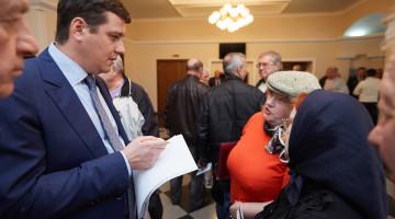 Всеукраїнські збори громадських організацій чорнобильців