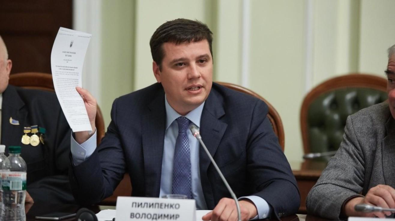 Партія «Відродження» звернеться до Ради Європи з приводу невиконання рішень ЄСПЛ щодо чорнобильців
