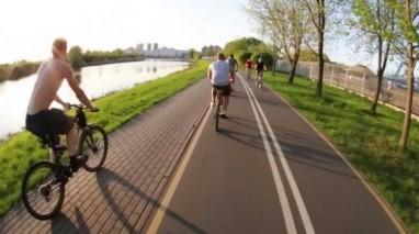 До 2020 року в Харкові створять 30 кілометрів велодоріжок
