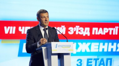 Віктор Бондар є єдиним кандидатом, який у своїй програмі керується національними інтересами, – Юрій Чмир
